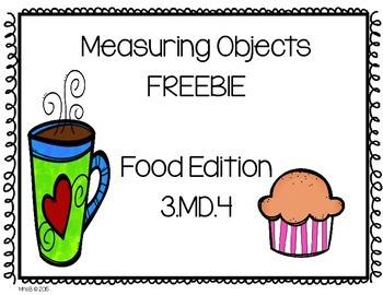 Measuring Objects FREEBIE