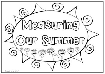 Measuring Our Summer