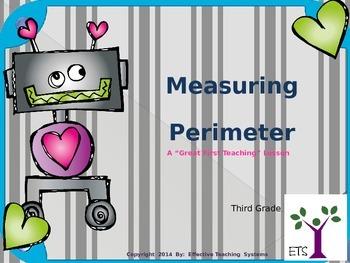 Measuring Perimeter PowerPoint Lesson