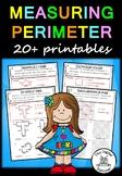 Measuring Perimeter – 20+ printables (Measurement & Data)