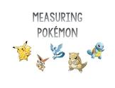 Measuring PokeMon