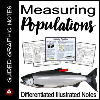 Measuring Populations Guided Graphic Notes
