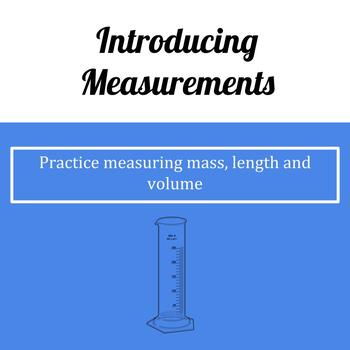 Measuring Practice - NGSS