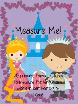 Measuring Princesses in Centimeters or Inches