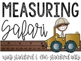 Measuring Safari:Using Standard & Non-Standard Measures