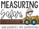 Measuring Safari: Using Standard & Non-Standard Measures