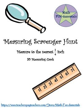 Measuring Scavenger Hunt