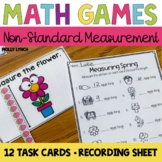 Measuring Spring Task Cards