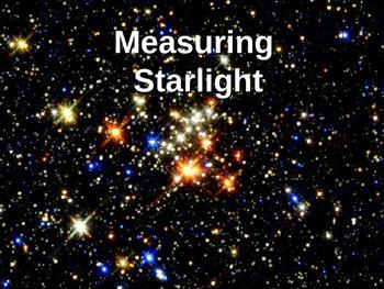 Measuring Starlight Full Lesson