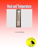 Heat and Temperature - Science Informational Text passage