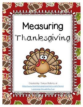 Measuring Thanksgiving