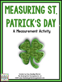 Measuring The Irish!  A St. Patrick's Day Measuring Pack!