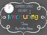 Measuring Time Mini-Unit