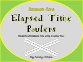 Measuring Time Rulers - A Common Core Tool