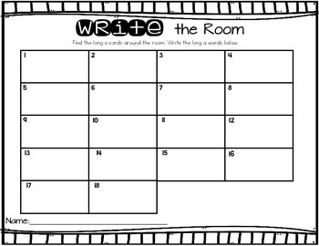 Measuring Time- Supplemental activities for Wonders Unit 3 Week 1