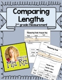 Comparing Lengths: Inch, Foot, Yard, Centimeter, Meter