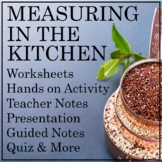 Measuring Tools in the Kitchen