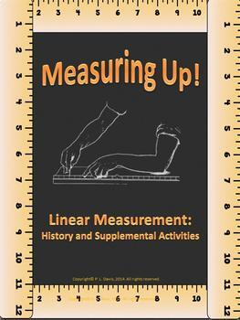 Measuring Up Linear Measurement History and Supplemental Activities