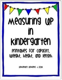 Measuring Up in Kindergarten