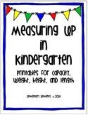 Measuring Up in Kindergarten