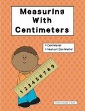 Measuring Using Centimeters