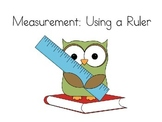 Measuring Using Rulers