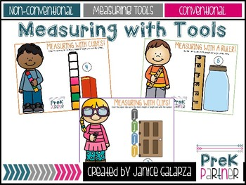Measuring {{Using conventional and non-conventional materials}}
