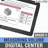 Measuring Volume  - 5th Grade Google Classroom™ Math Activ