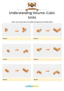 Measuring Volume & Mass: Understanding Volume 1 – Cubic Units 3