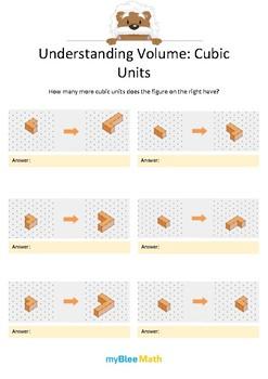 Measuring Volume & Mass: Understanding Volume 1 – Cubic Units 4