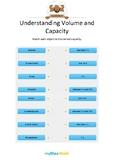 Measuring Volume & Mass: Understanding Volume and Capacity 1