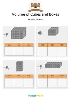 Measuring Volume & Mass Workbook – 5th Grade