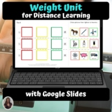 Measuring Weight Digital Unit for Special Education | Dist