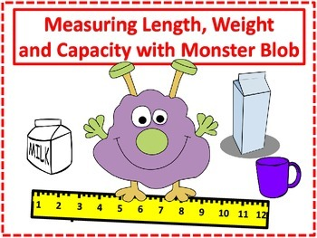 Measuring Weight, Length, and Capacity