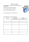 Measuring Weight - Practical Activity