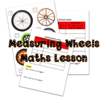 Measuring Wheels Lesson