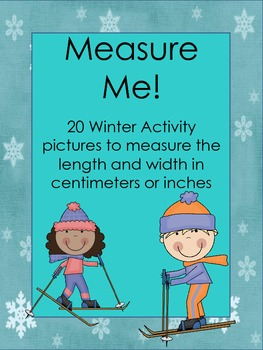 Measuring Winter Activities  with Centimeters or Inches