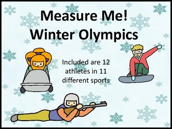 Measuring Winter Olympics with Centimeters or Inches