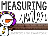 Measuring Winter - using standard and non-standard measures
