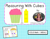 Measuring With Cubes