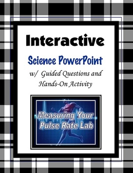 Measuring Your Pulse Rate Lab PowerPoint