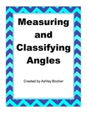 Measuring and Classifying Angles