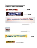 Measuring and Comparing Candy Lengths 2.MD.A.4
