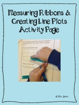Measuring and Creating Line Plots with Ribbon