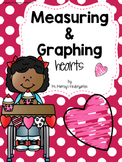 Valentine Measuring and Graphing Hearts