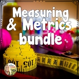 Measuring and Metric System Bundle