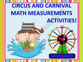 Measuring at the Circus!