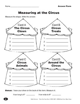 Measuring at the Circus (Linear Measure)