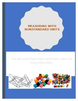 Measuring center/ nonstandard units