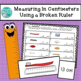 Measuring in Centimeters with a Broken Ruler
